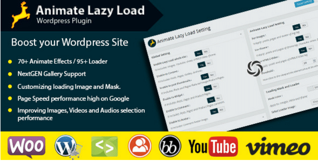 animate lazy load wordpress